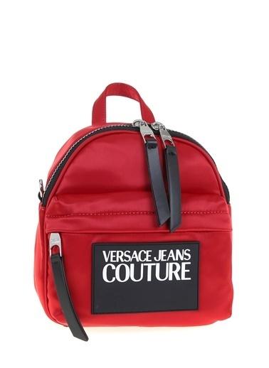 Versace Jeans Sırt Çantası Kırmızı